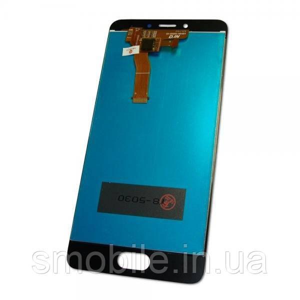 Meizu Дисплей Meizu M5C M710H с сенсором, черный (копия AAA)