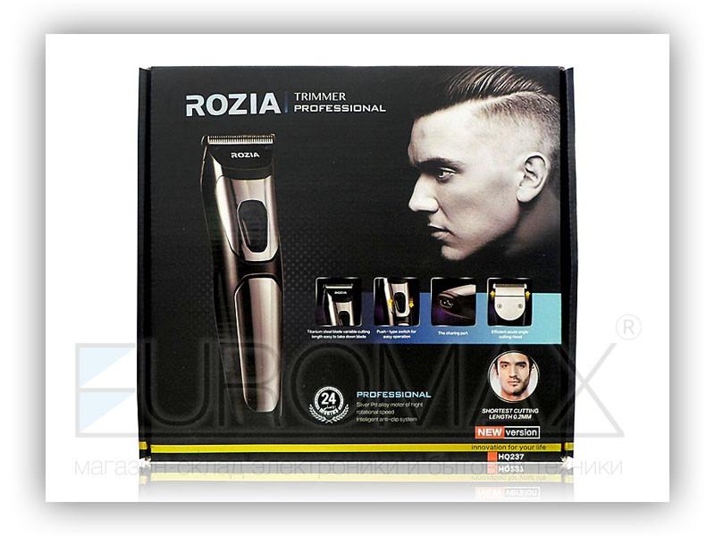 Машинка для стрижки волос Rozia 40шт HQ237