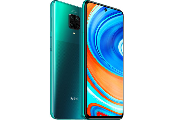 Xiaomi Redmi Note 9 Pro 6/128GB Tropical Global Green Гарантія 12мес