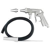 Пистолет пескоструйный пневматический со шлангом AUARITA PS-3