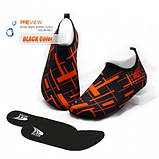 Actos Skin Shoes (разм. 41) (Neo Black), фото 5