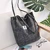 Женская мягкая сумка в клетку AL-3664-75, фото 2