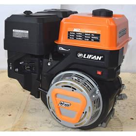 Двигатель газобензиновый Lifan KP230E BF (8 л.с., электростартер, вал 20 мм, шпонка)