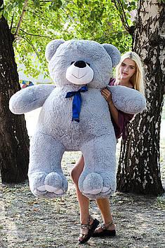 Плюшевий ведмедик Вэтли 160 см Сірий