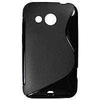 Чехол S-Line для HTC Desire 200 Black