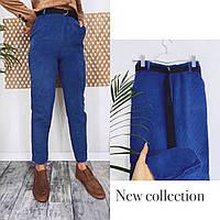 Женские брюки с поясом, брюки женские с поясом