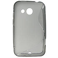 Чехол S-Line для HTC Desire 200 Grey