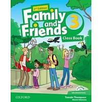 Учебник английского языка Family and Friends (Second Edition) 3 Class Book