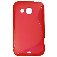 Чехол S-Line для HTC Desire 200 Red