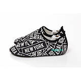 Actos Skin Shoes (разм. 37-37.5) (New York Black), фото 8
