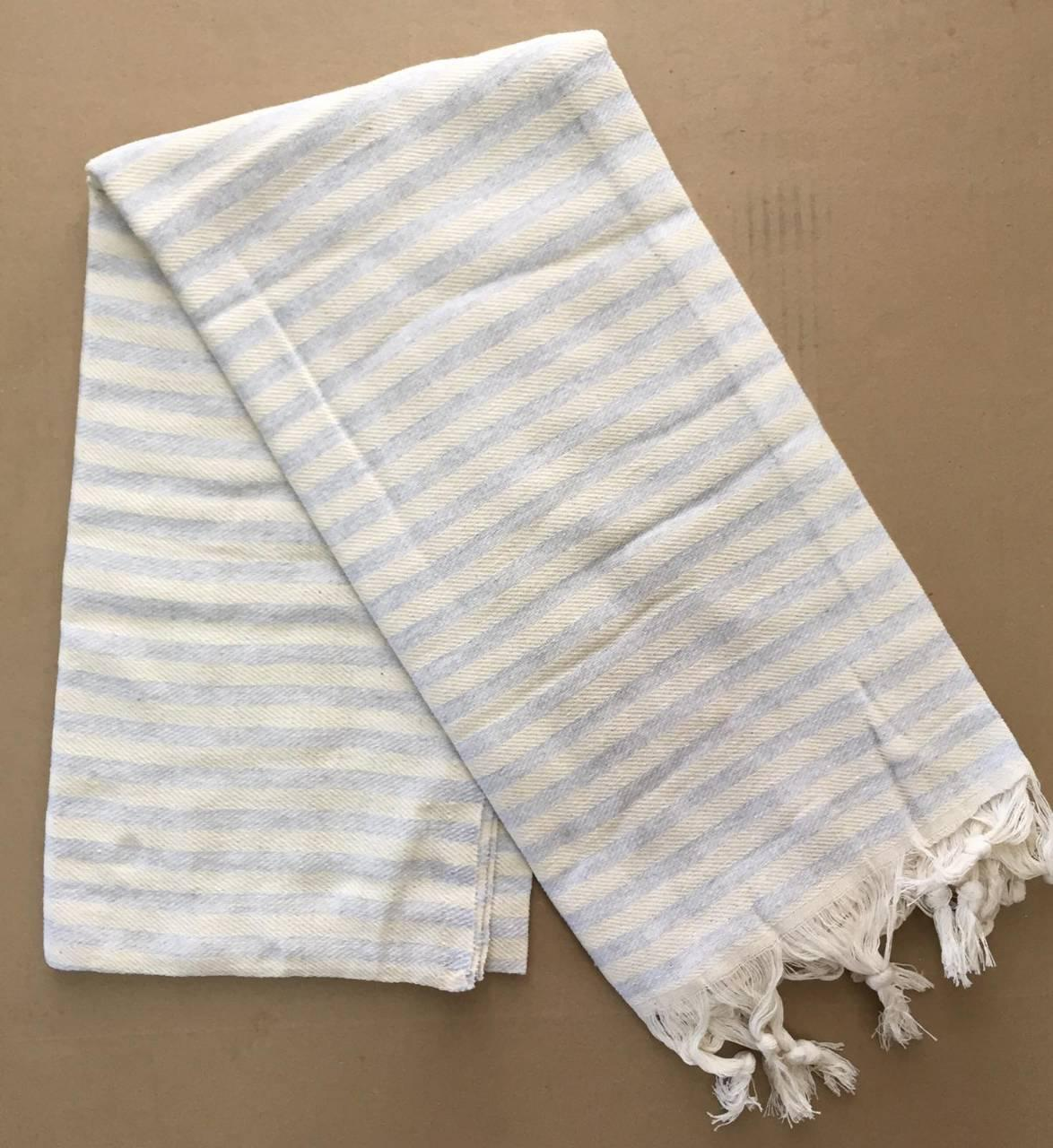 Полотенца пляжные Пештемаль 100*180 (200г/м2), Турция 1247906253