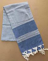 Полотенца пляжные Пештемаль 100*180 (200г/м2), Турция 1247906254