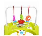 Дитячі Ходунки з підвісними іграшками, фото 2