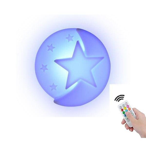 """Детский силиконовый ночник """"Ночное небо"""" с пультом 3DTOYSLAMP"""