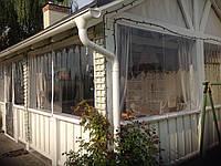 Монтаж мягких окон и виды креплений