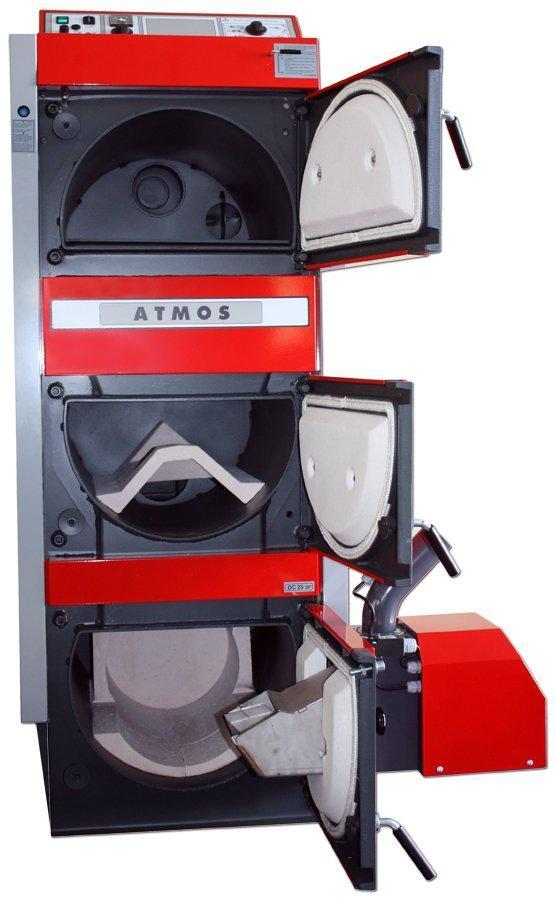 Комбинированный котел Atmos DC 30 SPX