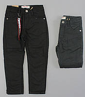 {есть:110,98} Котоновые брюки на флисе для мальчиков Glass Bear , Артикул: L024 [98], фото 1