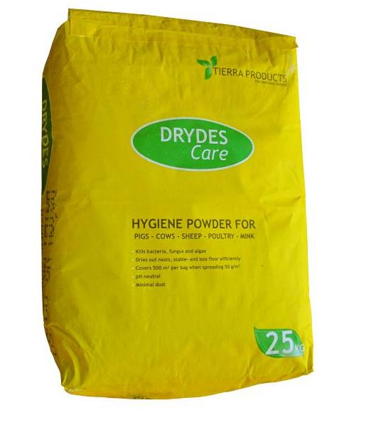 Гигиенический порошок для животных DryDes Care, 25 кг