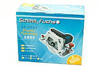 Пила дисковая (циркулярка) ручная/настольнаяSchmit&Fuchs SF3221 c переворотом 200мм 2800 В Качество POLAND