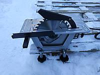 Пила дисковая ручная,настольная, циркулярка с переворотом AL-FA Гарантия 1год   2700Вт   диск - 200мм