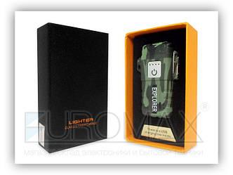 Зажигалка электрическая micro USB нить накаливания (уп. 10шт) 200шт L-15636