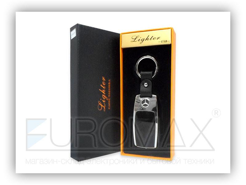 Зажигалка электрическая micro USB нить накаливания (уп. 5шт) 200шт L-15637