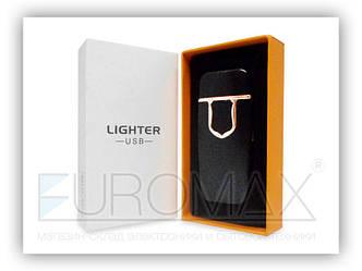 Зажигалка электрическая micro USB нить накаливания (уп. 10шт) 200шт L-15640