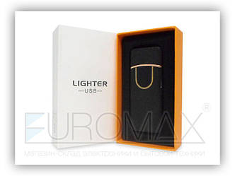 Зажигалка электрическая micro USB нить накаливания (уп. 10шт) 200шт L-15641
