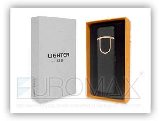 Зажигалка электрическая micro USB нить накаливания (уп. 10шт) 200шт L-15642