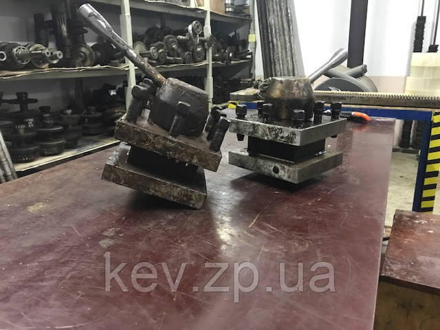 Резцедержатель токарного станка 16К20