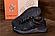 Кроссовки мужские кожаные MERRELL vlbram Black реплика, фото 2