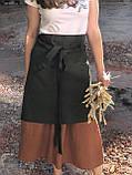 Хлопковый передник (фартук) Grass, фото 5