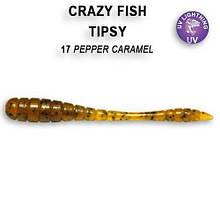 """Силикон Crazy Fish Tipsy 2"""" 9-50-17-6 кальмар"""