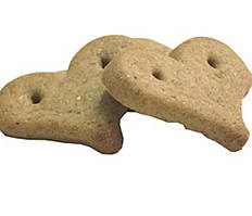 Ласощі, печиво для собак моно сердечко Bosch (Німеччина)