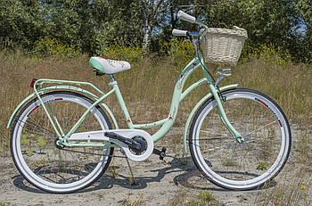 Велосипед VANESSA 26 mint Польща