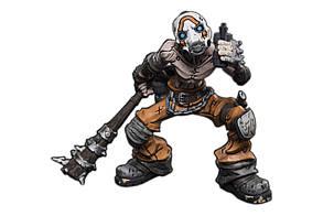 Фігурка BORDERLANDS 3 Psycho Bandit (Бордленс)