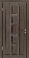 """Входная дверь для улицы """"Портала"""" (Элегант NEW RAL) ― модель Квадро"""
