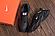 Мужские кроссовки кожаные NIKE AIR 270 чёрные реплика, фото 4