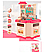Кухня детская с циркуляцией воды + холодильник духовка и посудомойка, фото 8