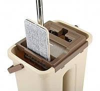 Швабра з віджиманням Scratch Cleaning Mop Миюча для прибирання і миття підлоги