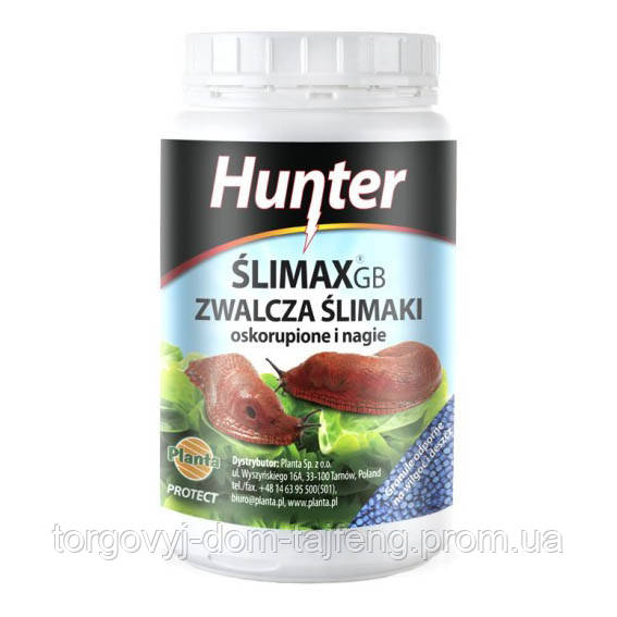 Cредство от слизней Hunter GB250