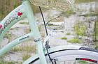 Велосипед VANESSA 28 Mint Польща, фото 6