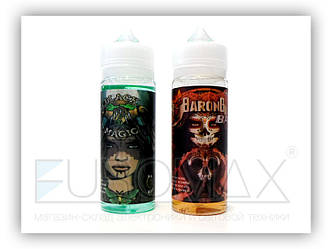 Жидкость для электронных сигарет с никотином Sumber 3мг 60мл OIL-018