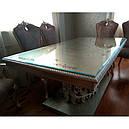 Закаленное стекло на обеденный стол по вашим размерам, фото 6