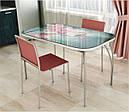 Закаленное стекло на обеденный стол по вашим размерам, фото 7