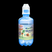 Детская природная родниковая вода с рождения 0,25 л