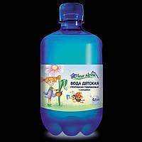 Детская природная родниковая вода с рождения 0,5 л
