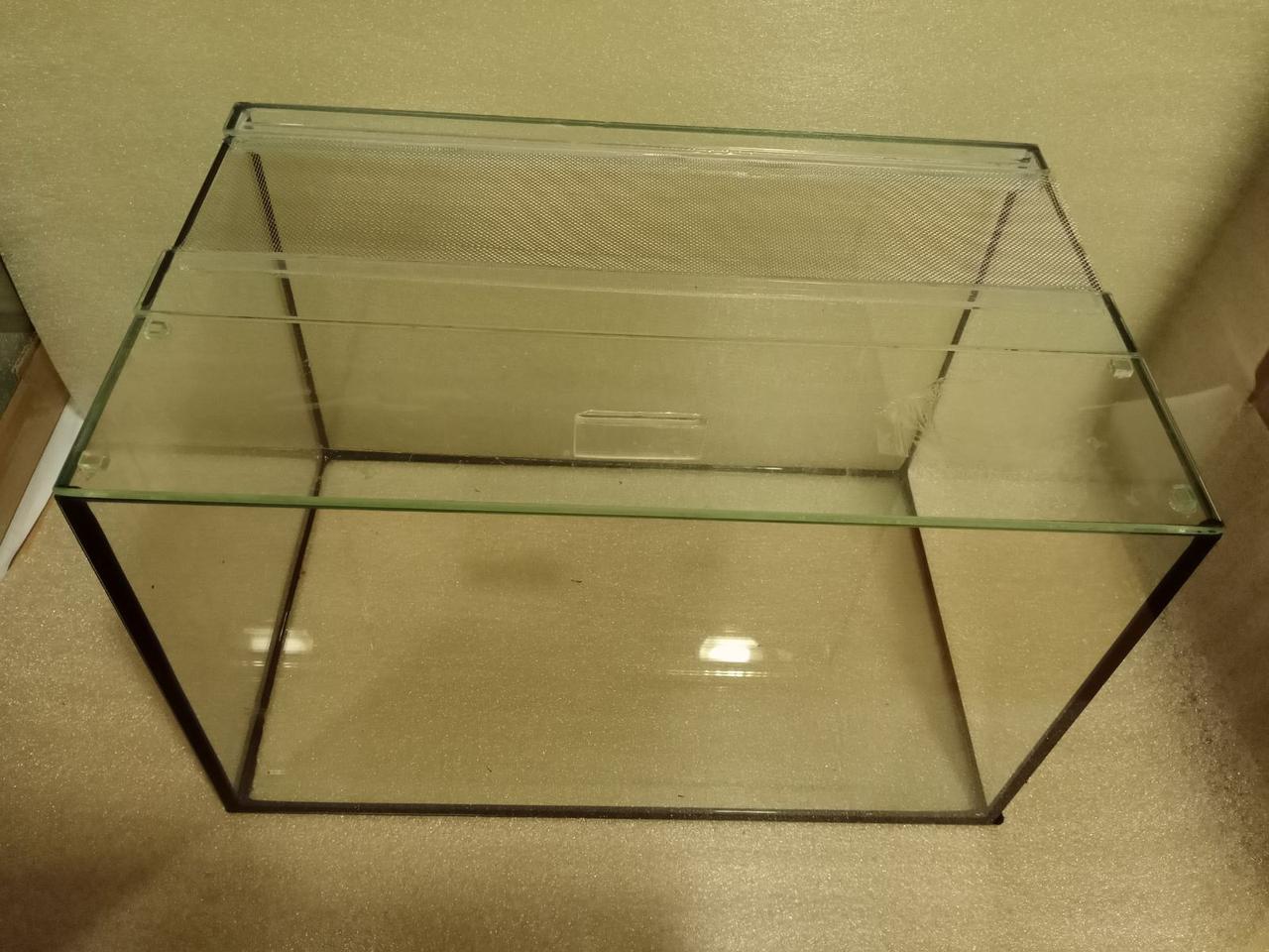 Террариум для улиток, улиточник 40*25*25 см (25 л)