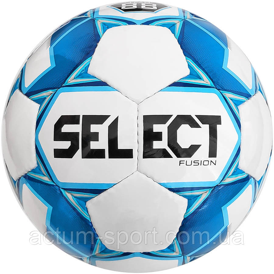 Мяч футбольный Select Fusion (012) размер 4