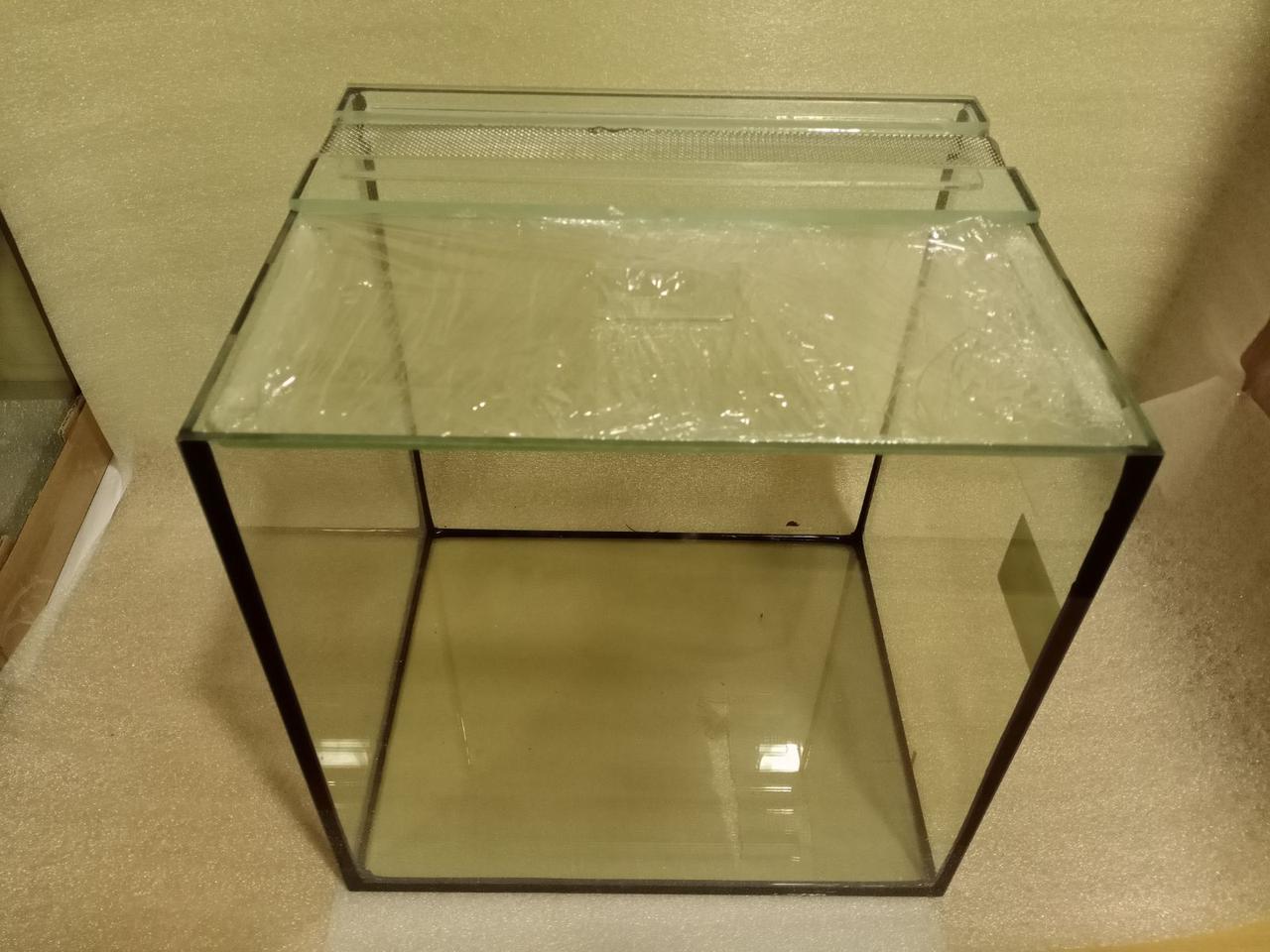 Террариум для улиток, улиточник 30*25*30 см (22 л)